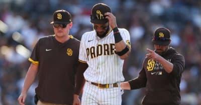 【MLB】神童タティスJr.の左肩負傷交代に米ファン悲鳴「泣いちゃう」「頼むから無事で…」