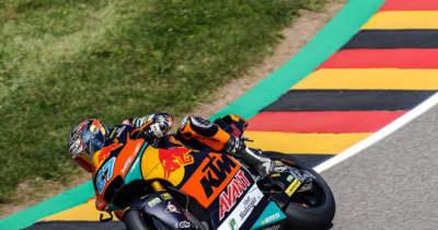 【順位結果】2021MotoGP第8戦ドイツGP Moto2決勝