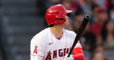 【MLB】「右打者のような打球」 大谷翔平、年間50発ペースに乗せた逆方向22号に米興奮