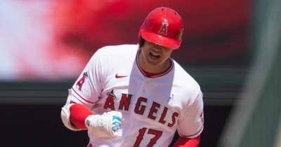 【MLB】大谷翔平は「非常識だ」 驚異の6戦6発23号、米メディアに衝撃広がる「言葉がない」