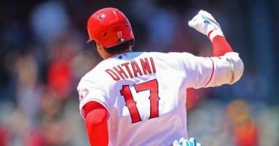 【MLB】大谷一問一答 父の日に6戦6発、自己最多23号「もっともっと打てるように」