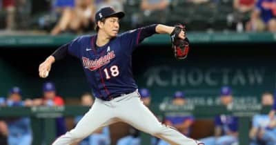 【MLB】前田健太「かっこいい姿を見せられるように」 父の日にスライダー復活3勝目