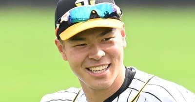 阪神・佐藤輝が両リーグ最多の37万6962票 球宴最終中間発表 パ最多は柳田