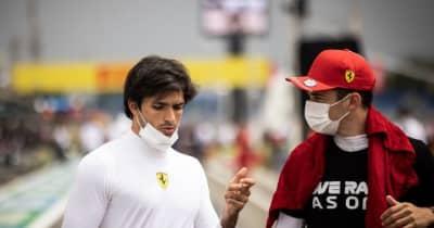 フェラーリが今季初の無得点「3周でタイヤのパフォーマンスが低下した」とルクレール/F1第7戦