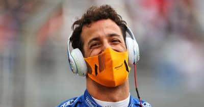 マクラーレンが中団トップに「夢のようなレースだった」とリカルド/F1第7戦決勝