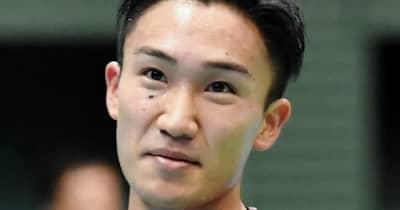 桃田賢斗の五輪金「チャンスある」朴HC期待 代表10人が初五輪、緊張感の扱い鍵に