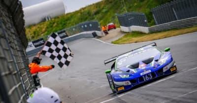 ランボルギーニが1-2含む週末2勝。富田竜一郎も2度登壇/GTWCヨーロッパ第4戦