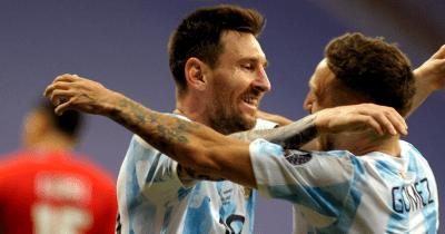 完封勝利のアルゼンチンが3戦負けなしで首位浮上!チリとドローのウルグアイは未だ勝利なし