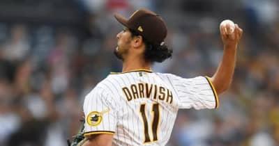 【MLB】ダルビッシュ、史上最速1500奪三振 苦難の時支えた日ハム吉村GMの言葉「君は世界一の投手」