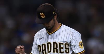 【MLB】ダルビッシュなら「メジャーどの打線でも圧倒」 進化感じる6回11Kに敵将も白旗