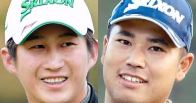 松山「メダル獲得でゴルフの素晴らしさを」星野「感動与えるプレーを」五輪代表が抱負