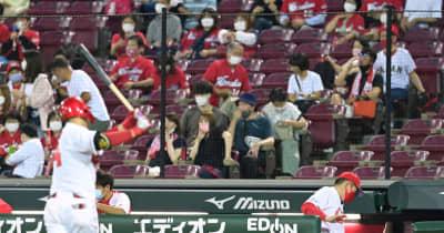 広島・佐々岡監督 6回6失点の大瀬良に「エースとしてしっかりやってもらいたい」
