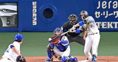 阪神・梅野 大野雄を狙い撃ち 「個人としてもテーマ」得点圏率セトップ・400