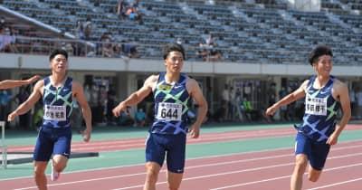 朝原宣治氏が分析 山県、サニブラらハイレベル五輪100m代表争いの「カギ」