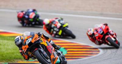 【レースフォーカス】3戦連続で表彰台獲得のオリベイラ。苦戦のシーズン序盤がKTM好転の土台に/MotoGP第8戦ドイツGP