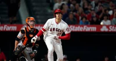 【MLB】大谷翔平、日本人初4戦連発ならず3三振 敵将はドヤ顔「恐れずストライクゾーンで勝負」