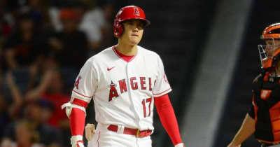 【MLB】大谷翔平から2連続空振り三振 敵軍右腕が語る攻略法「彼のパターンにはまらない」