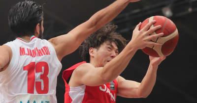 バスケ男子が格上イランに快勝 ラマスHC「守備の強化を高く評価」