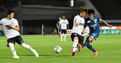 FC東京が勝利 五輪代表落選の田川が決勝弾「試合にぶつけてやろうと」