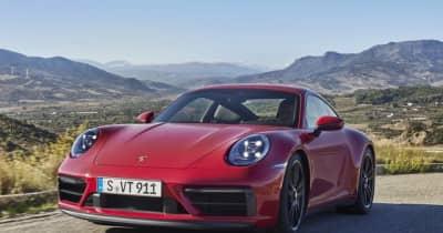 ポルシェ 911 新型、GTSモデルの受注を開始---価格は1868万円より