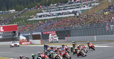 【MotoGP 日本GP】開催中止---状況ゆるさず、2回連続