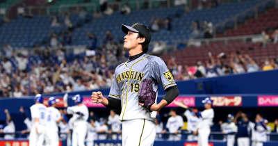 阪神・藤浪、押し出しから走者一掃打4失点 矢野監督は逆襲期待「悔しさ持っている」