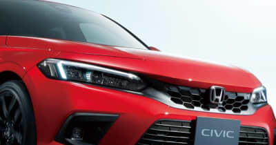 ホンダ 新型シビックが2021年秋に発売予定! タイプRとハイブリッドは2022年に投入でまずは1.5リッターターボから発売