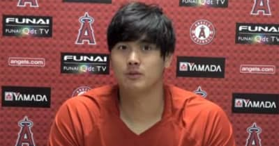 【MLB】大谷翔平、打撃不発に悔しさ「仕事できなかった」 6回1失点力投も4勝目お預け