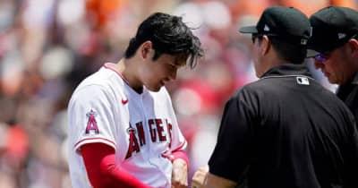 【MLB】大谷翔平は「一流の人間」 笑顔の粘着物質検査に称賛殺到「他の投手はメモを」