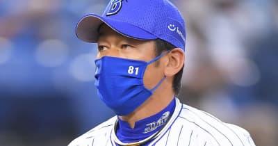 DeNA・三浦監督 佐藤輝はゴジラに「似てる」阪神3連戦へ超警戒