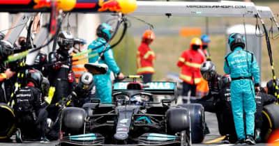 【F1第7戦無線レビュー(1)】アンダーカットを仕掛けるボッタスにエンジニアが檄「行け!このラップ全体が重要だ」