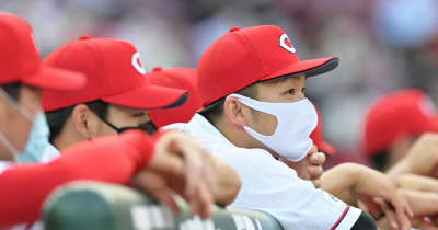 広島・誠也、ワクチン副反応での欠場から昇格即代打!25日以降は「状況を見て」