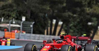 「フェラーリF1はタイヤでどのチームよりも苦しんでいる」とサインツ。大規模調査を開始、解決法を探る
