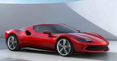フェラーリ新型『296GTB』登場。総出力830馬力超えのハイブリッドスポーツカー