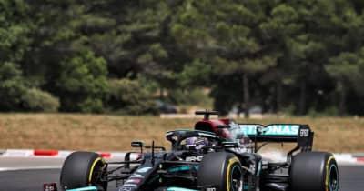 "【F1第7戦無線レビュー(2)】「タイヤを全部使うの? それとももう1周?」ハミルトンが""ハンマータイム""で躊躇"