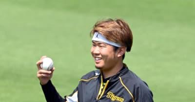 【スタメン】通算100勝を狙う阪神・西勇 佐藤輝は球団新人最多月間7本塁打なるか
