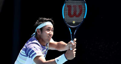 内山靖崇も予選敗退。世界178位選手が中国男子初のウィンブルドン本戦出場
