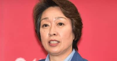 橋本聖子会長が陳謝 行動管理中のコーツ氏と顔寄せ会話「非常に気をつけないと」