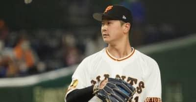 侍ジャパン、巨人・中川の代表辞退を正式発表「申し訳ない気持ちでいっぱい」
