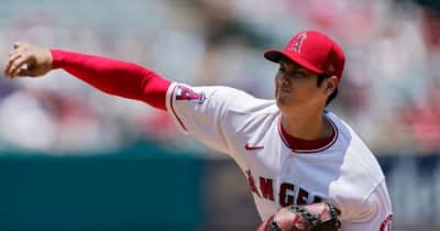 【MLB】大谷翔平は「デグロムが持つもの全てを持っている」 殿堂入り右腕が断言
