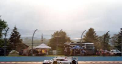 ハーフウエットでタイヤ温度に苦労したマツダ。トラコンは「キャデラックが極めて優れている」/IMSA第6戦
