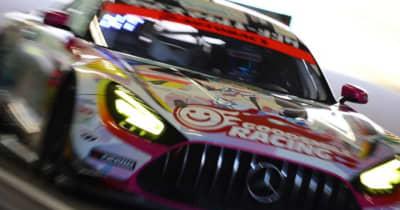 """「久々にレースに参加している」初音ミクAMG、ロングランへの自信と""""悩ましい""""戦略/第4戦GT300予選"""