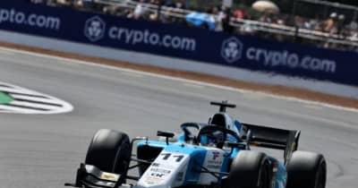 フェルシュフォーが今季初優勝。ビップスがランク3番手へ。佐藤万璃音は16位完走【FIA-F2第4戦イギリス レース2】