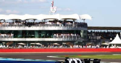 【角田裕毅F1第10戦密着】史上初のスプリント予選は16番手フィニッシュも「ペースは悪くない」決勝での追い上げを狙う