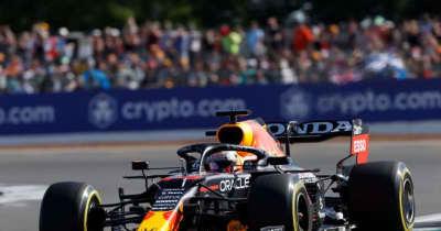 レッドブル・ホンダ密着:明暗分かれたスプリント予選。1周目にハミルトンを抑え、フェルスタッペンが4戦連続ポール獲得