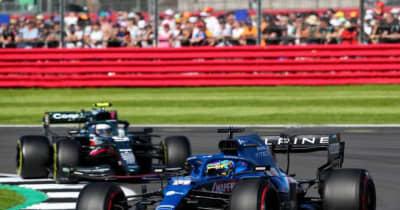 【F1第10戦無線レビュー:スプリント予選】好スタートのアロンソが7番グリッドを獲得「これはQ4と呼べばいいのかな?」