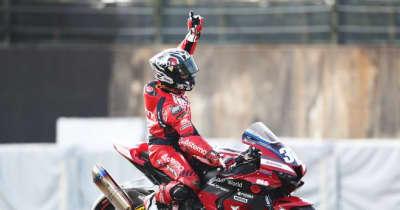 2位フィニッシュの岡本裕生が失格【順位結果】2021全日本ロード第5戦MFJ-GP鈴鹿 ST1000 決勝