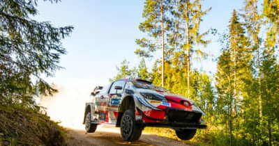 【順位結果】2021年WRC第7戦エストニア SS24後