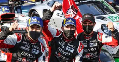 小林可夢偉組トヨタ7号車が乱戦を制し今季初優勝。8号車は再三のトラブルで脱落【WEC第3戦決勝レポート】