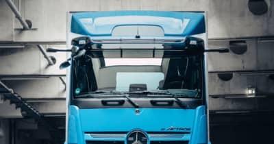メルセデスベンツ、次世代EVトラックと初の燃料電池トラックを生産へ 2024年以降